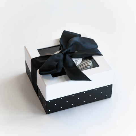 Black & White Chocolate Assortment Gift Box