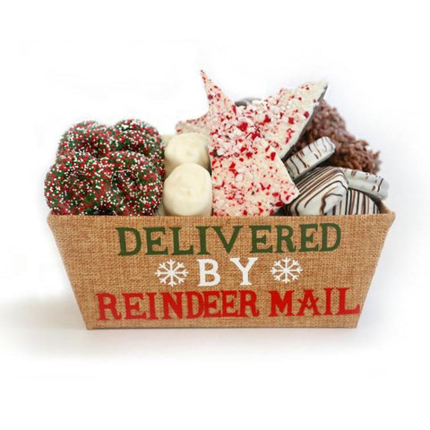 Delivered By Reindeer Mail