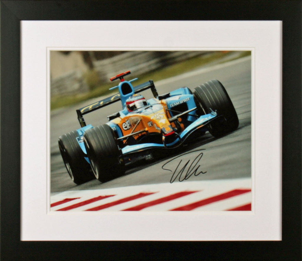Fernando Alonso Photo Display