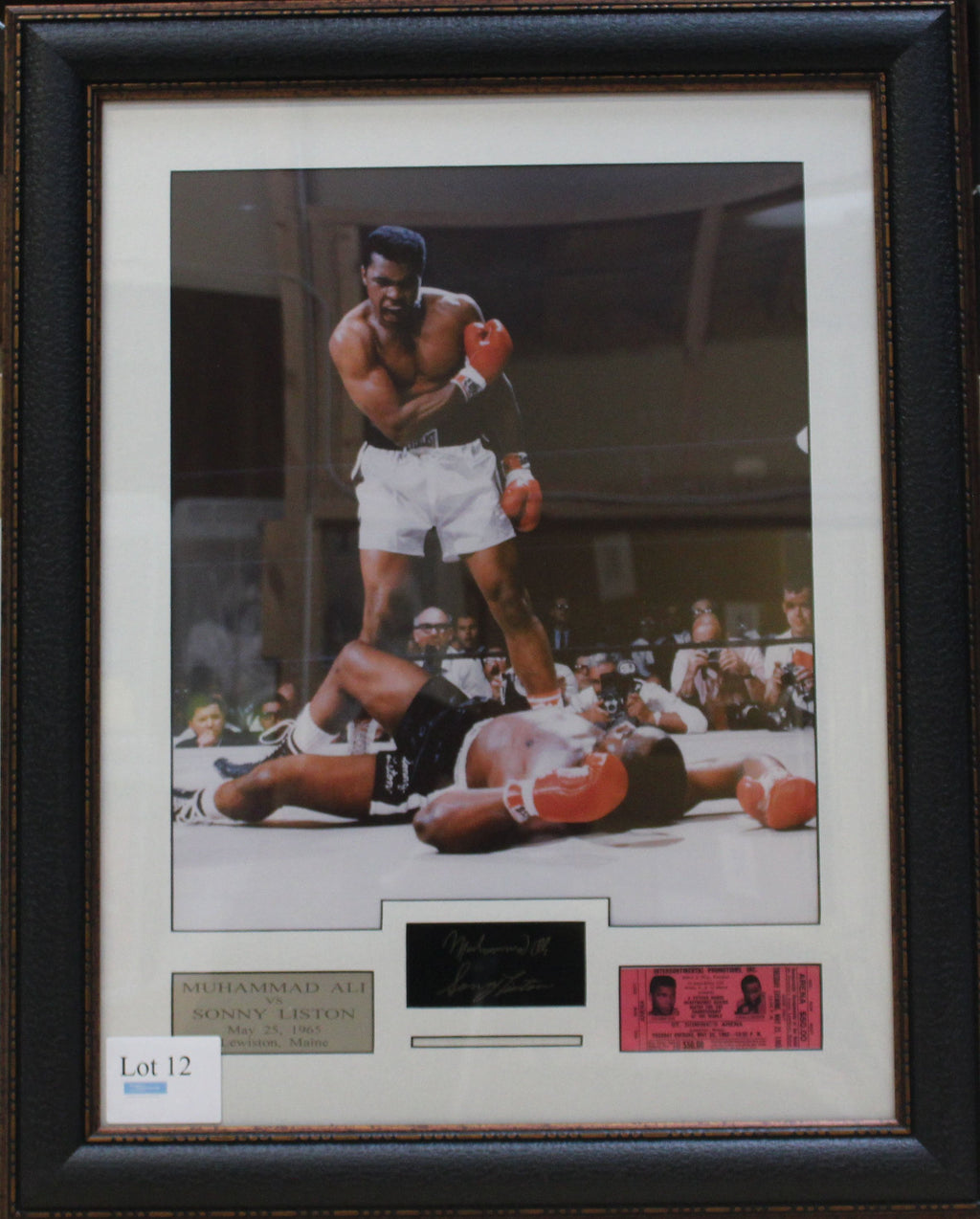 Muhammad Ali Display