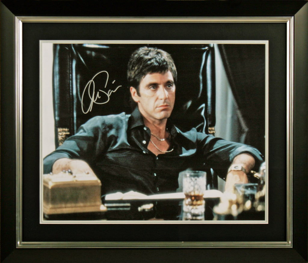Scarface Al Pacino Photo Display 20x16