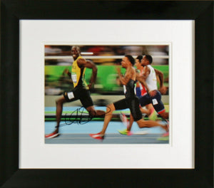 Usain Bolt Photo Display
