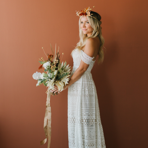 Wedding Wednesday: More From @LacyGadegaard's Bridal Shoot