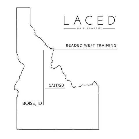 LACED HAIR ACADEMY: BOISE, IDAHO