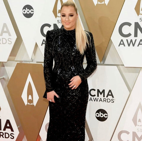 Laced Hair At The 2019 CMA's!