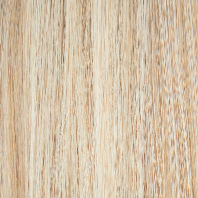 Laced Hair Machine Sewn Weft Extensions Dimensional #18/22
