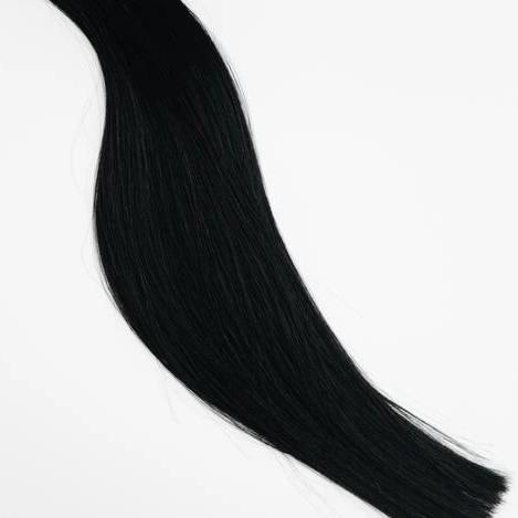 InterLaced Tape-In Hair Extensions #1 - Black Noir