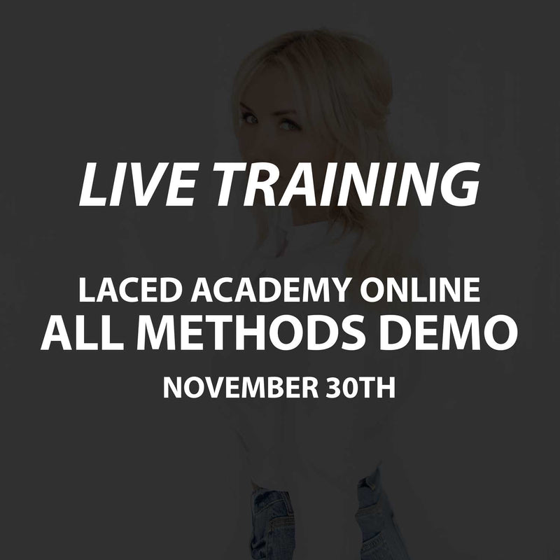 Laced Academy All Methods Demo