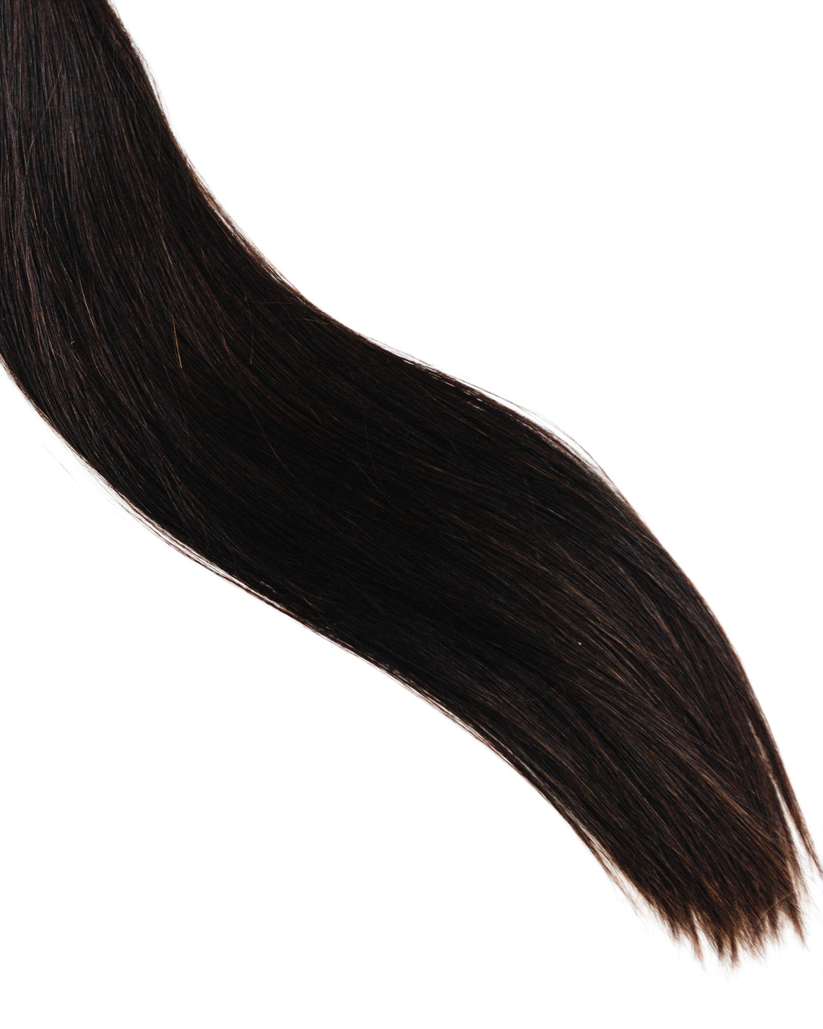 Laced Hair I-Tip Extensions #1B (Dark Roast)
