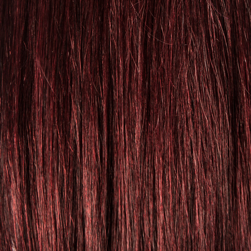 Laced Hair Clip-In Extensions #99J (Red Red Wine)