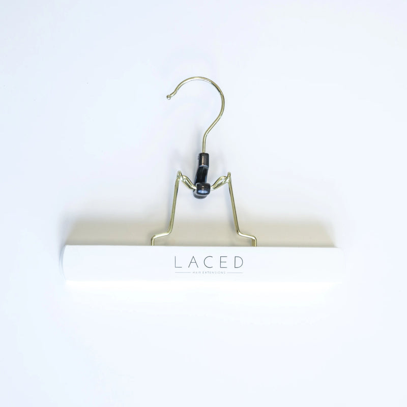 Laced Hair Hanger