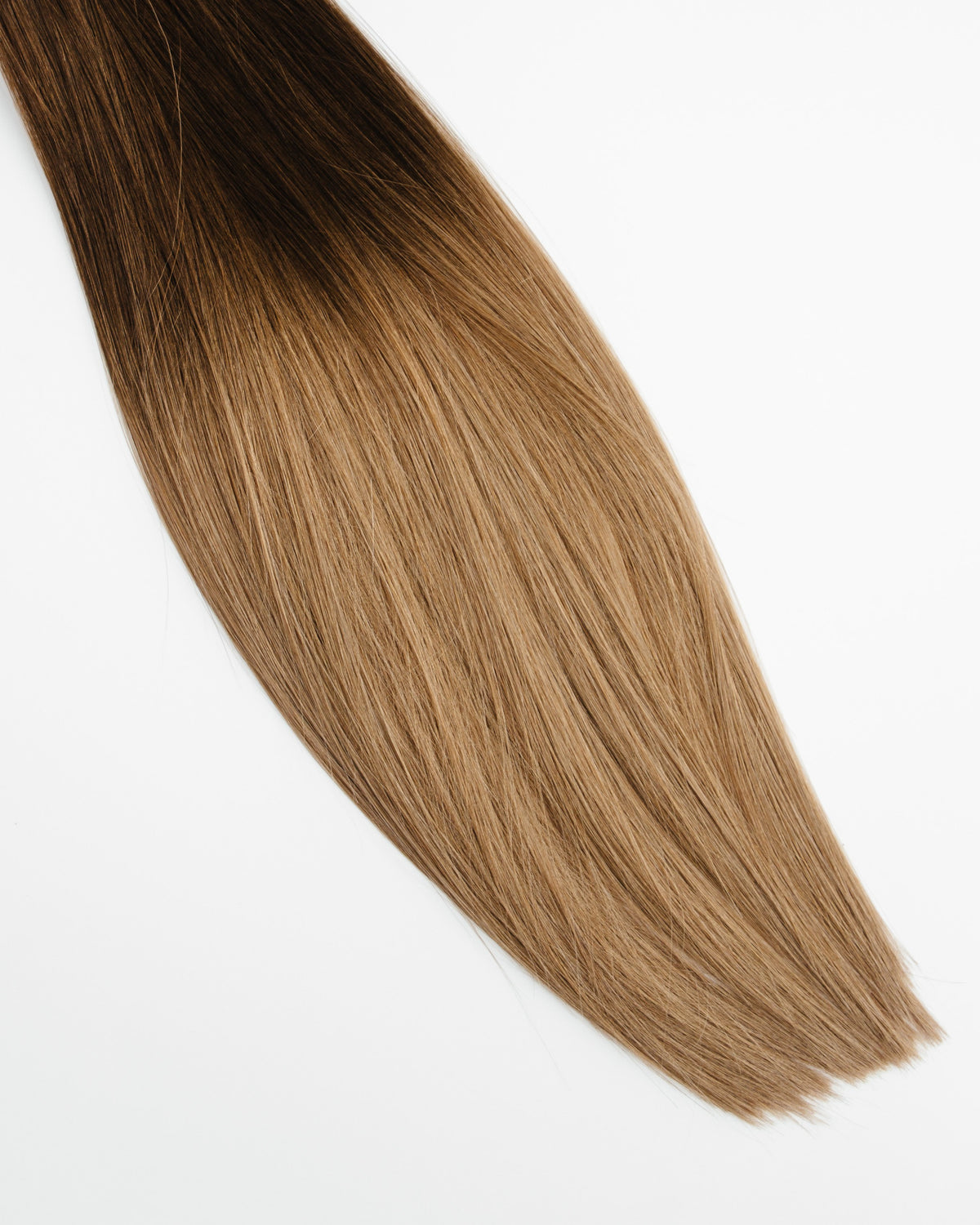 Laced Hair Tape-In Extensions Ombré #3/8 (Spiced Cider)