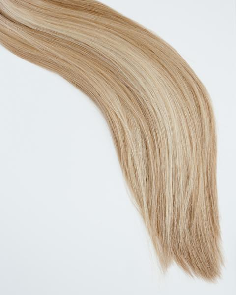 Laced Hair Hand Tied Weft Extensions Dimensional #8/60