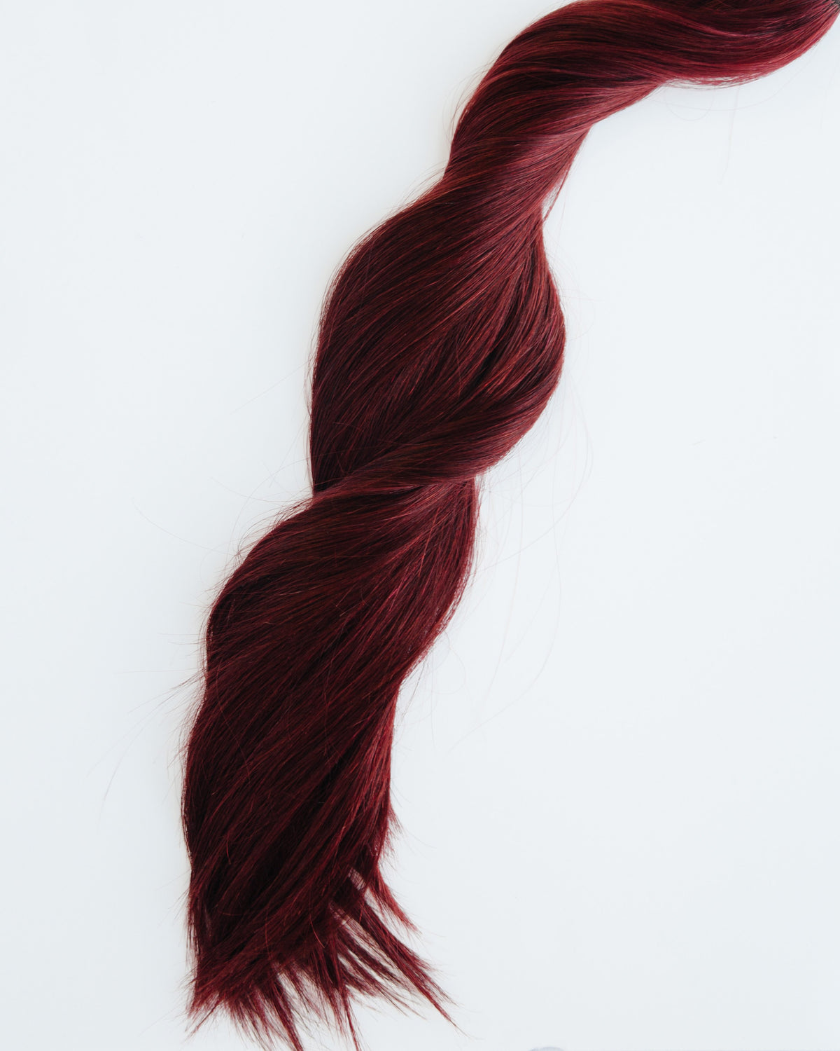 Laced Hair Keratin Bond Extensions #99J (Red Red Wine)