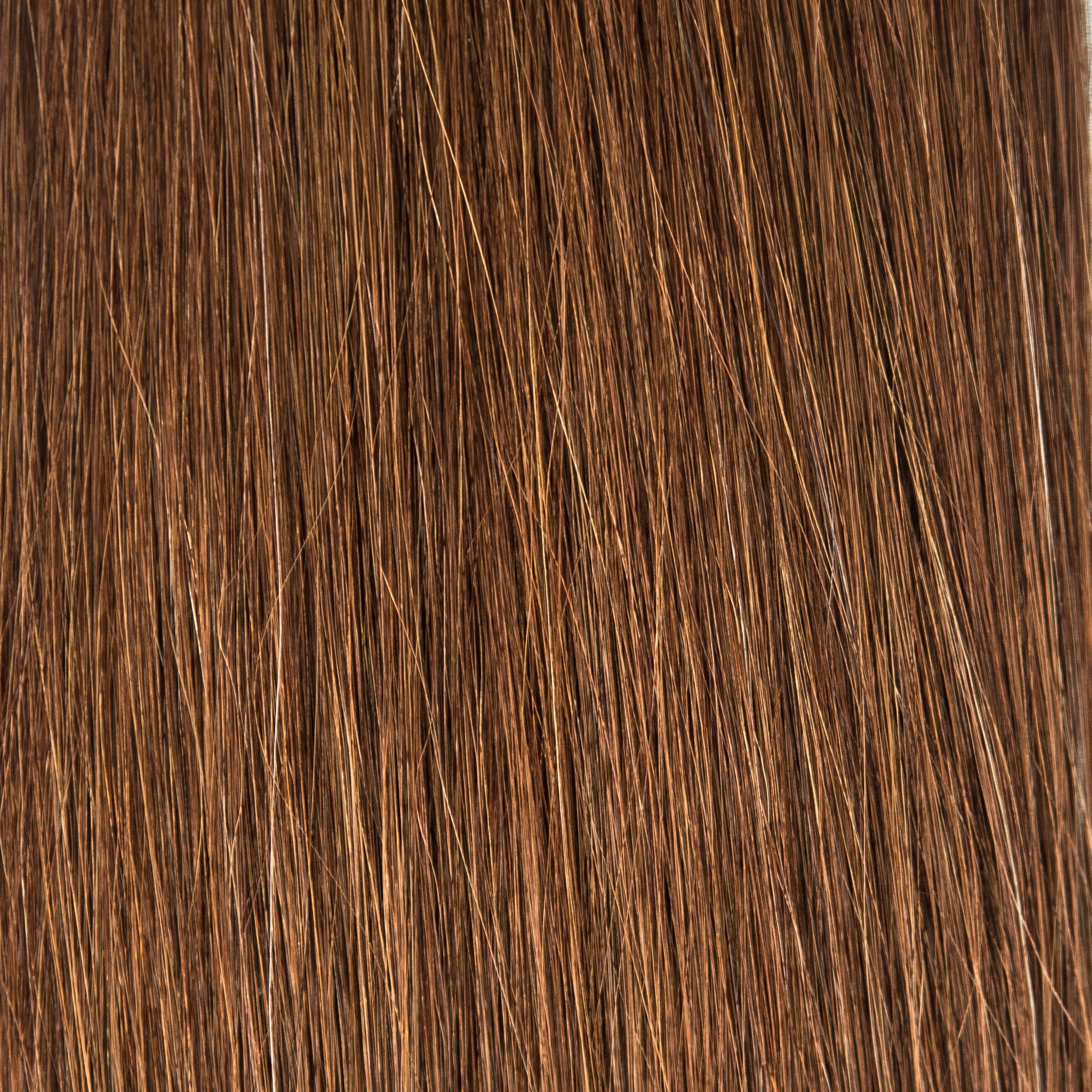 Laced Hair Keratin Bond Extensions #33 (Copper Penny)