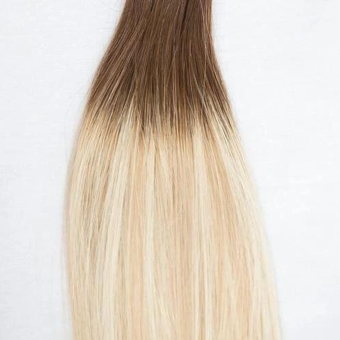Halfsies Machine Sewn Weft Extensions Rooted #2/D18/22