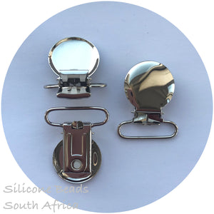 Round Metal Dummy Clips