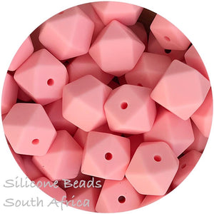Hexagon Beads 15mm