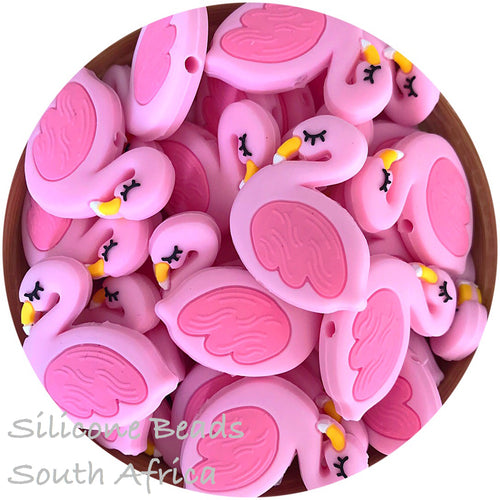 Flamingo Beads