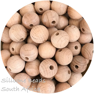Wooden Beads- 16mm