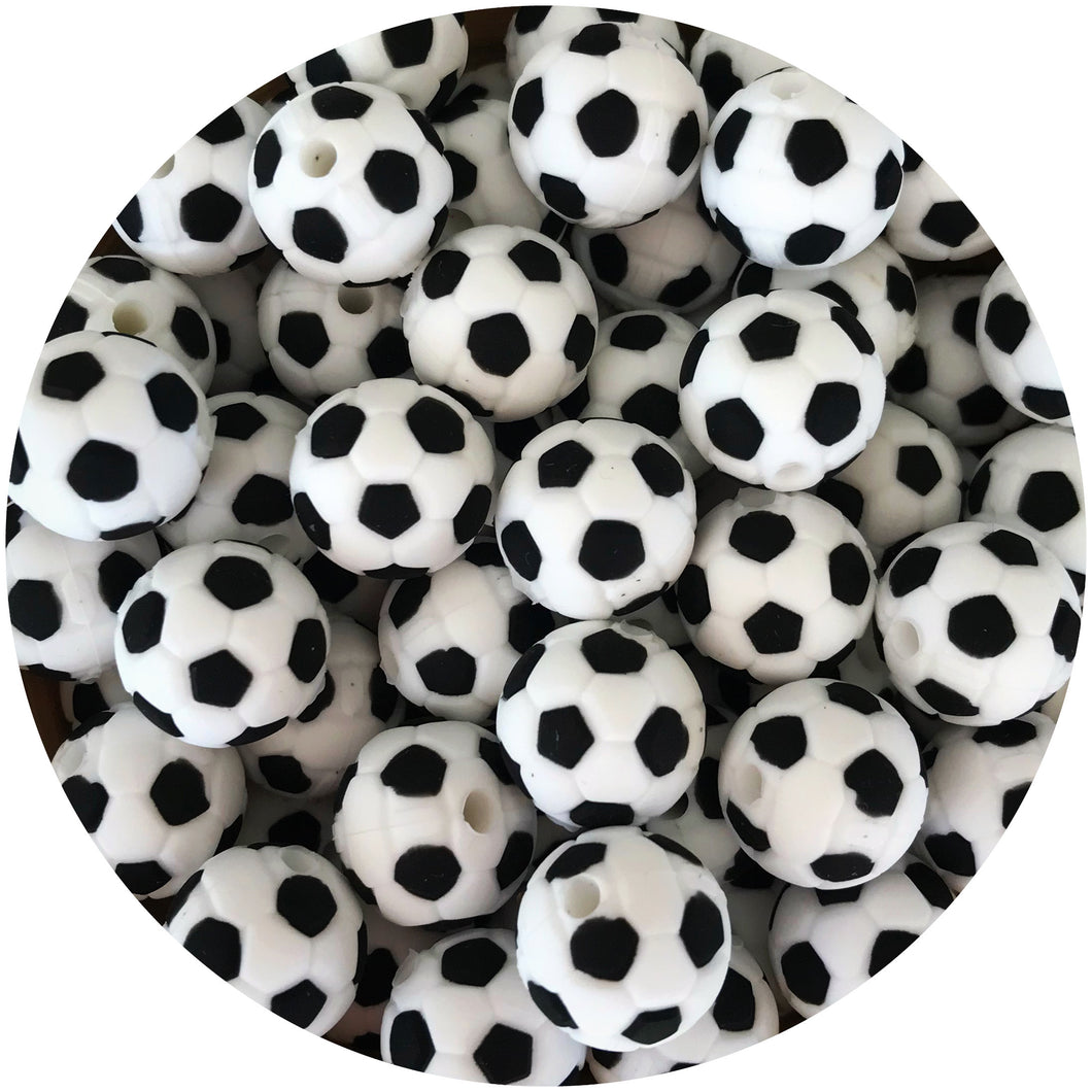 Soccer Ball Beads