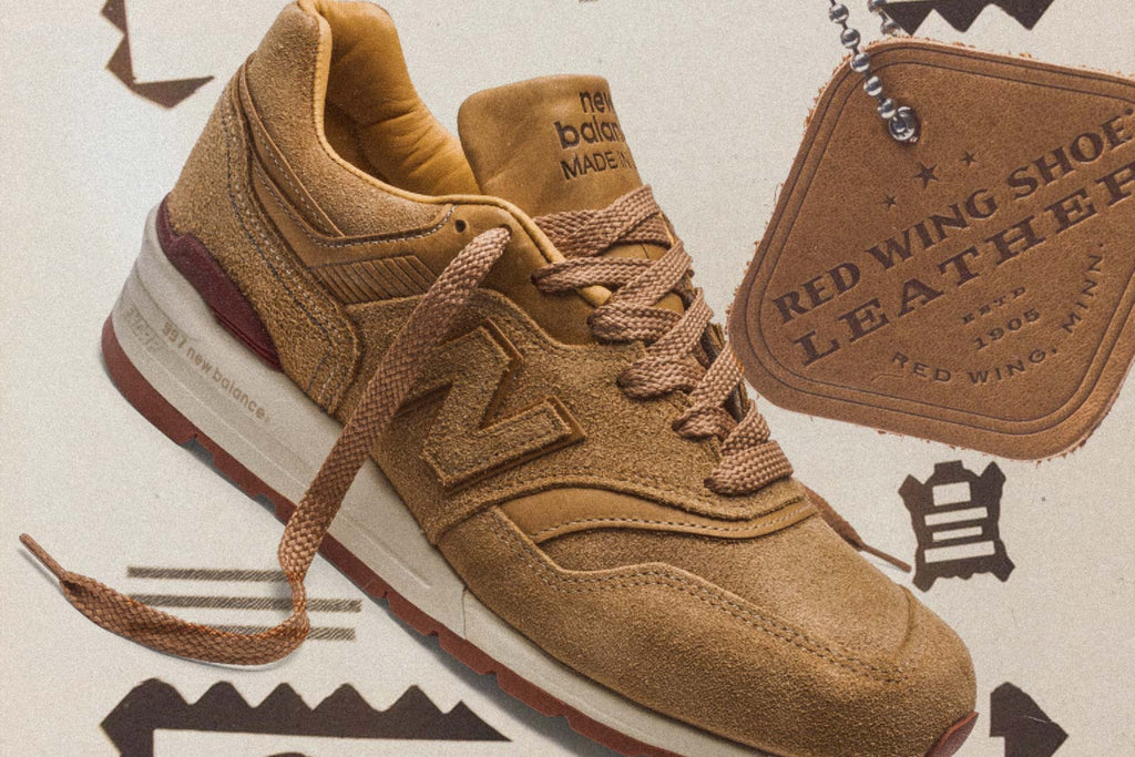 Red Wing x New Balance 997 09.21.19