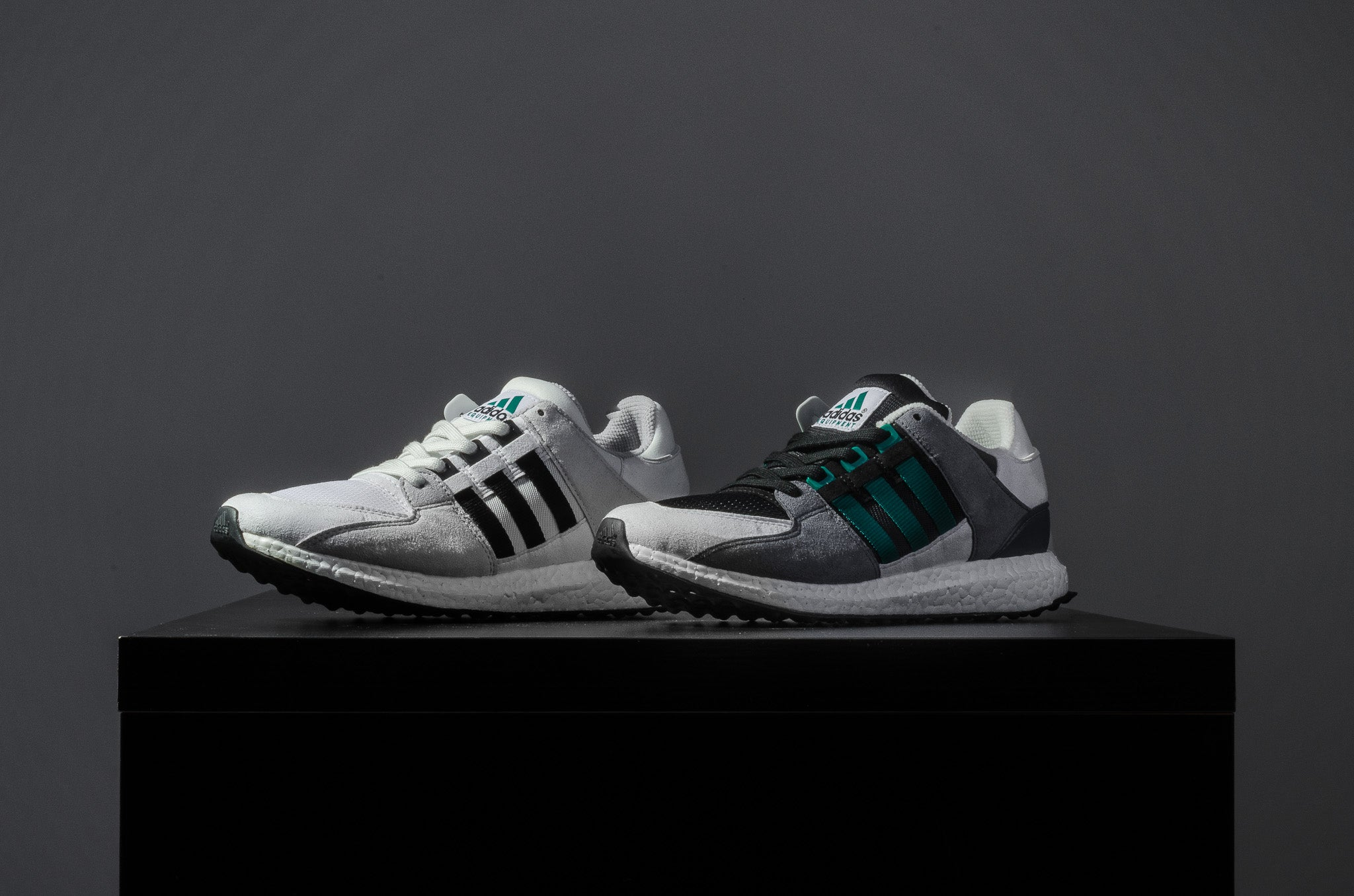 680d8fe5d8d The latest adidas silhouette to get the Boost treatment is the EQT Running  Support  93. The sneaker s upper maintains its classic shape