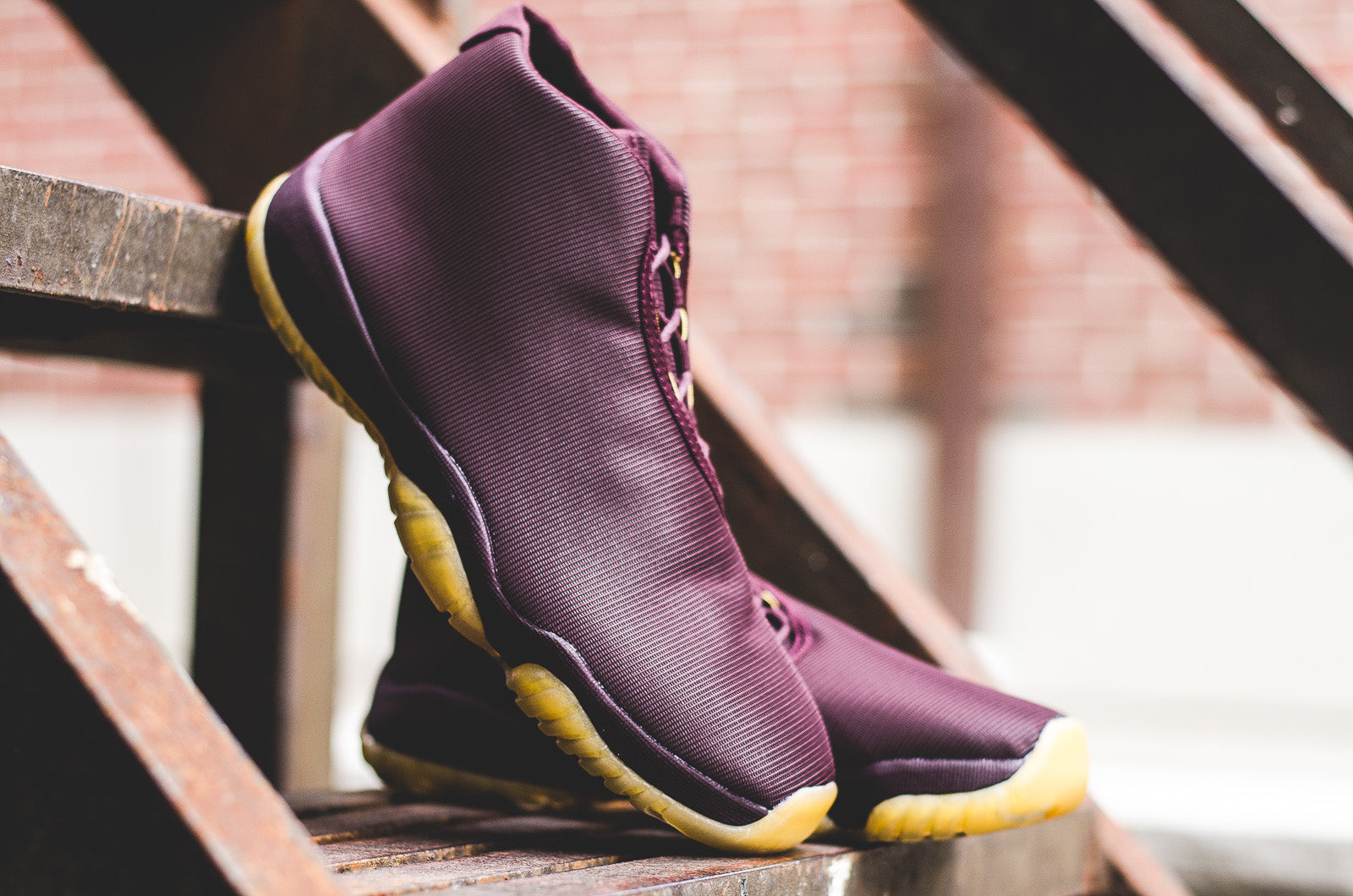 The Air Jordan Future Deep Burgundy Metallic Gold drops this Saturday  September 13th. Sizes 8-13.  190 42cb3ca46
