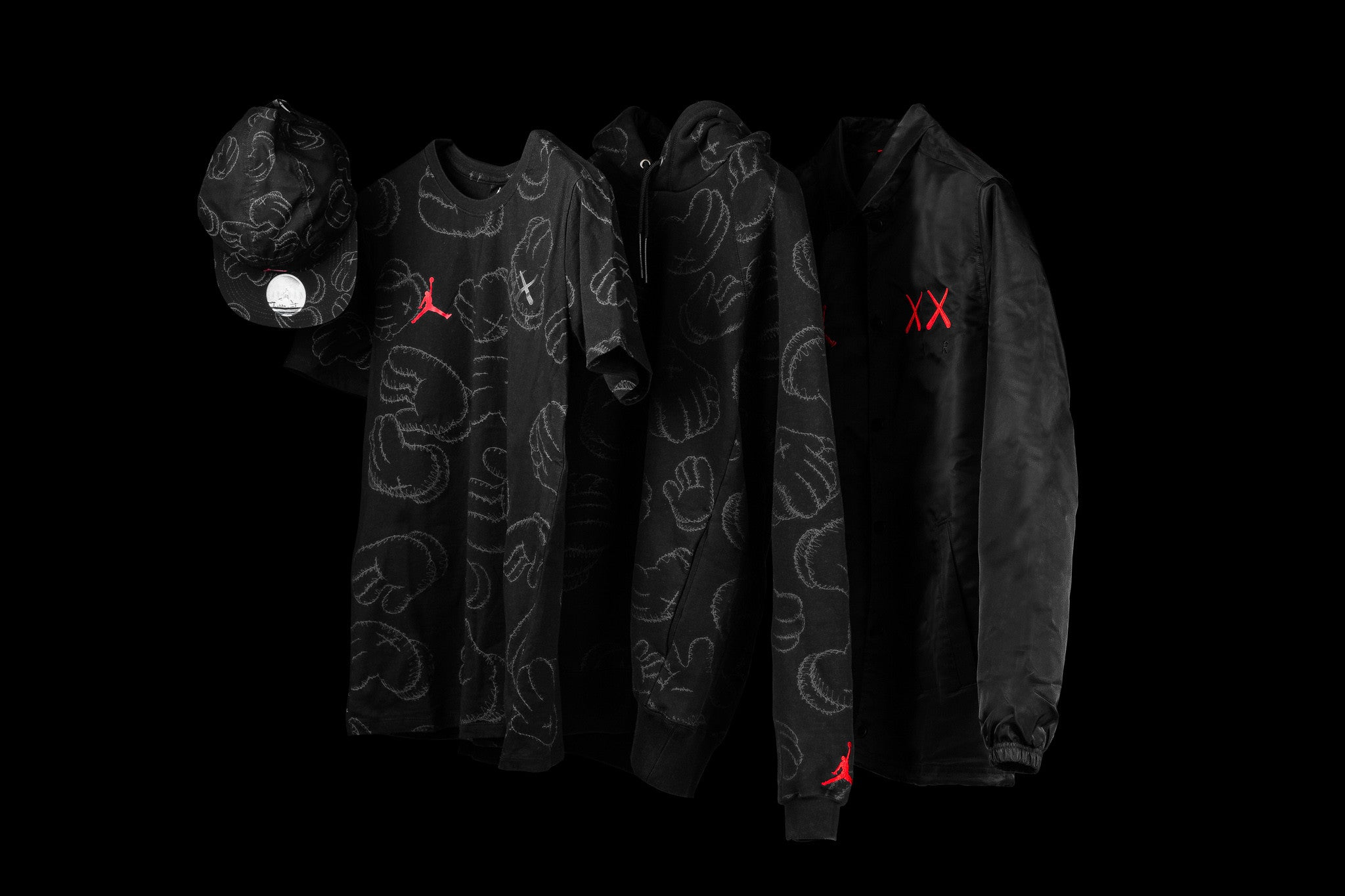 new lifestyle nice cheap undefeated x KAWS x Jordan Apparel 04.16.17 In Store Only at Yorkville ...