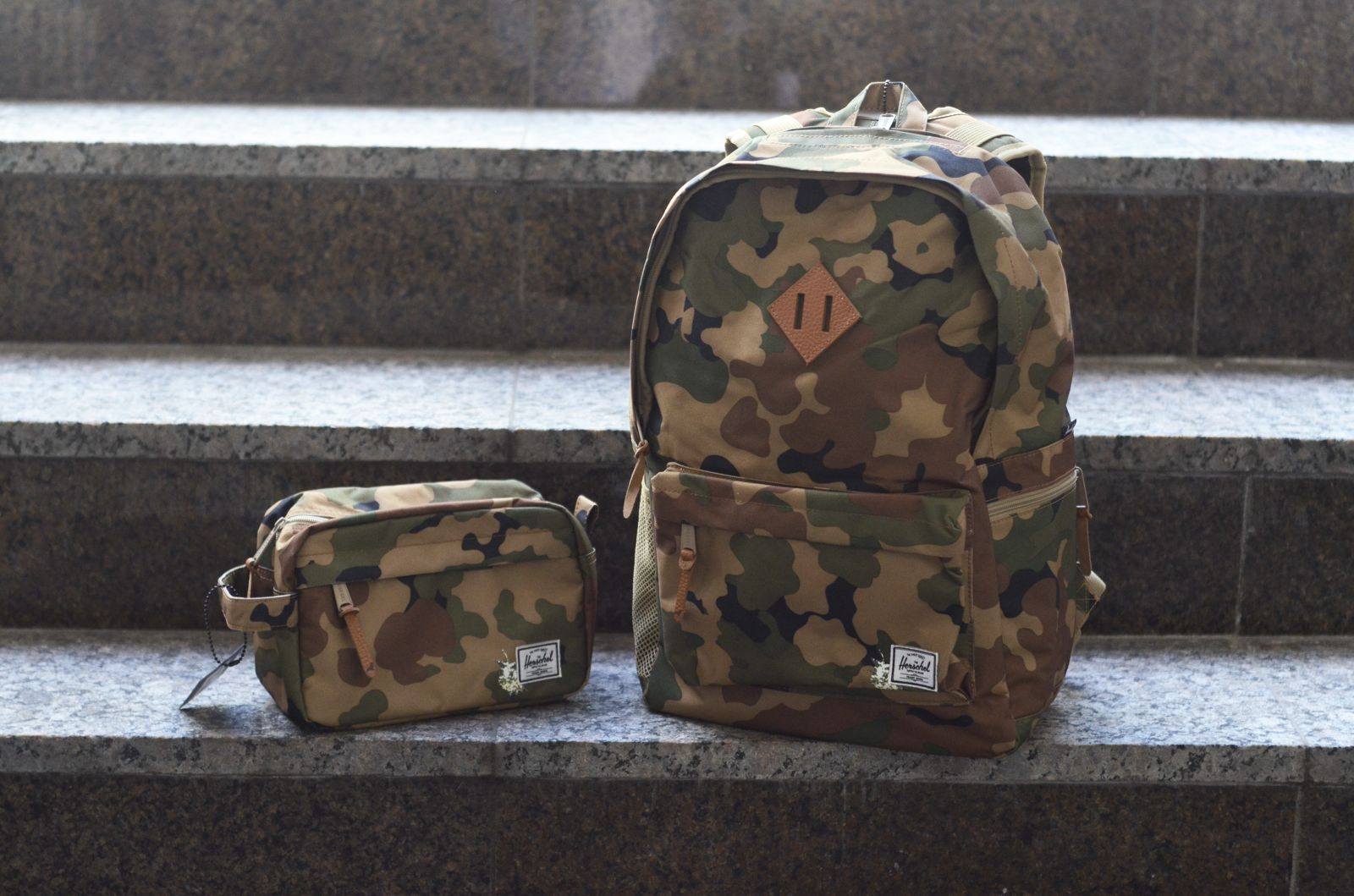 Staple x Herschel Supply