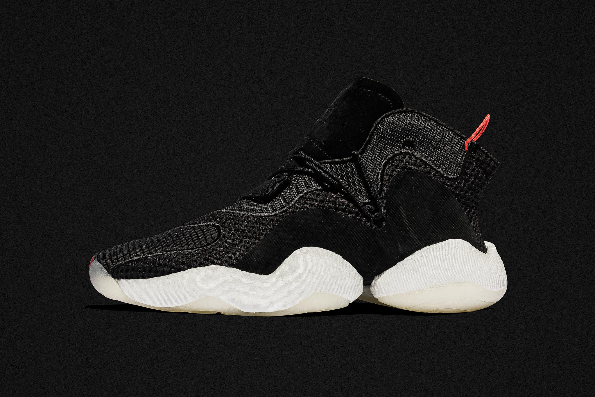 adidas Crazy BYW 'Core Black' 06.01.18