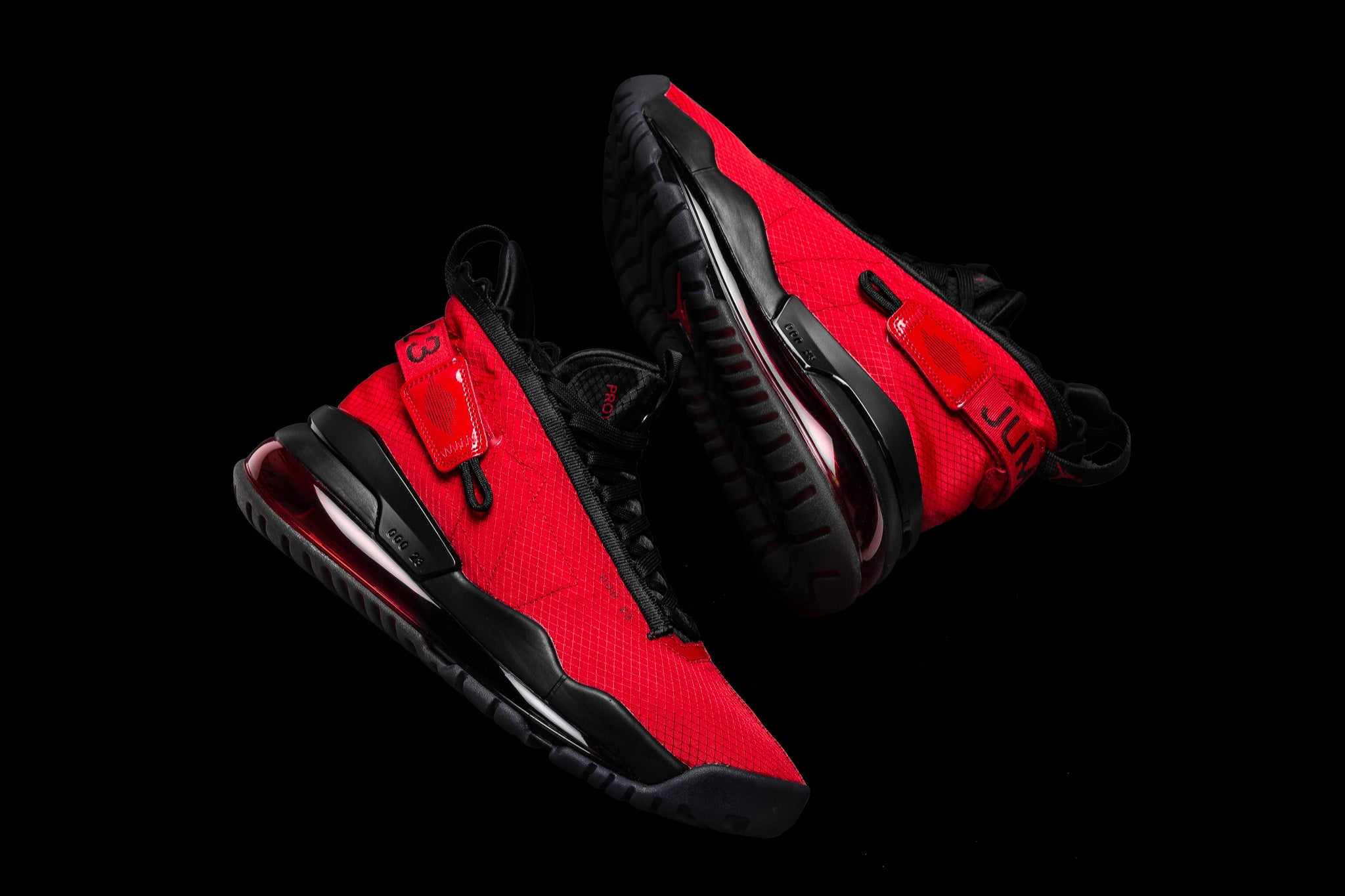 cheap for discount cd4a5 f8ab5 ... Nike Air technology fuses with Jordan design language to create a new  silhouette within Jordan Brand s Flight Utility range  the Jordan Proto-Max  720.