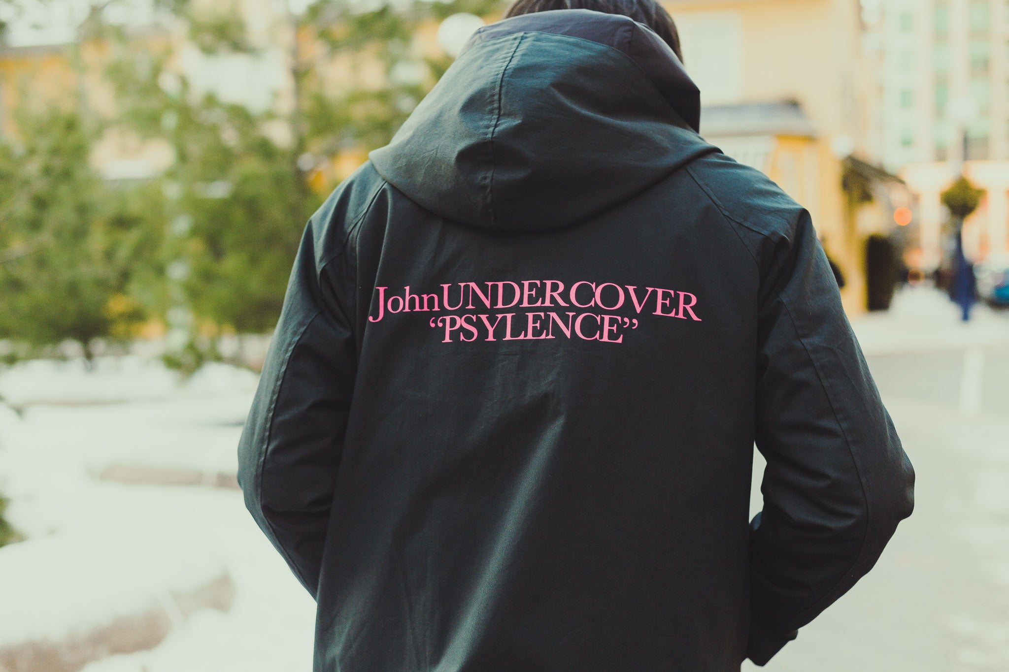 JohnUNDERCOVER SS18 Collection