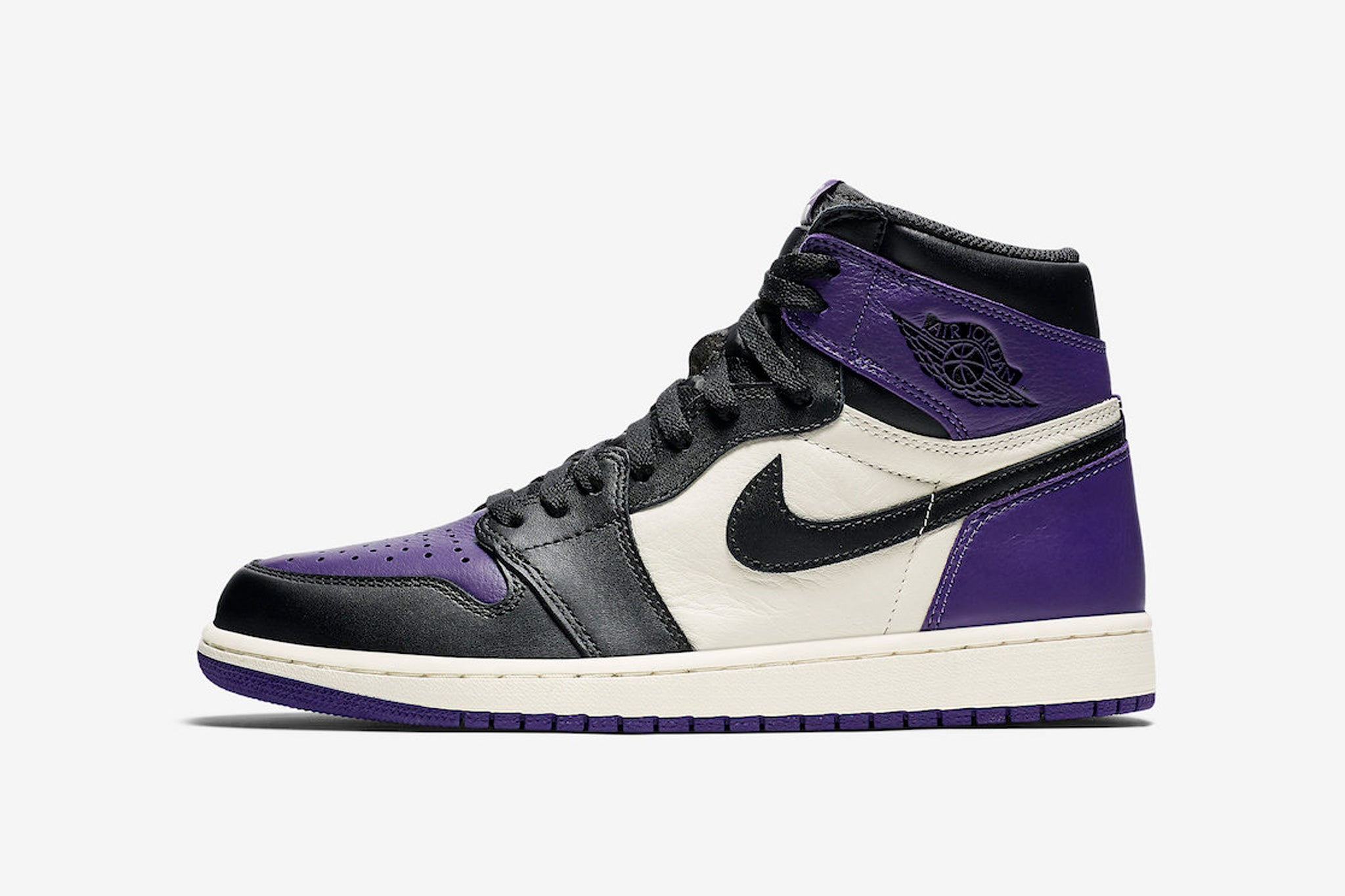 "Air Jordan 1 Retro Hi OG ""Court Purple"" Raffle"