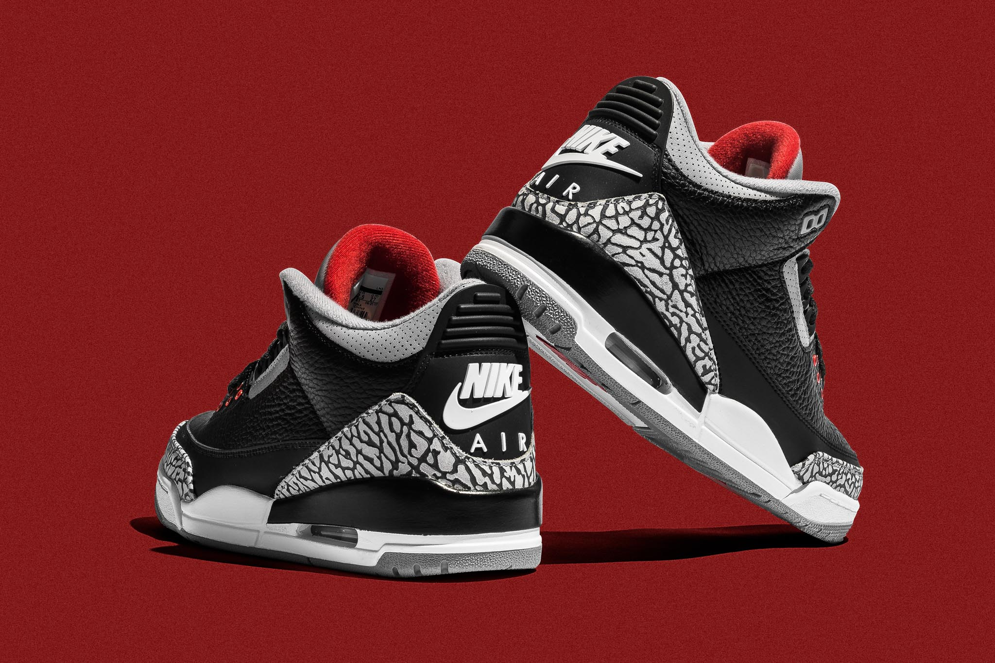 b54c01edabf8 ... best air jordan 3 retro black cement are back for 2018 and mark the  30th anniversary