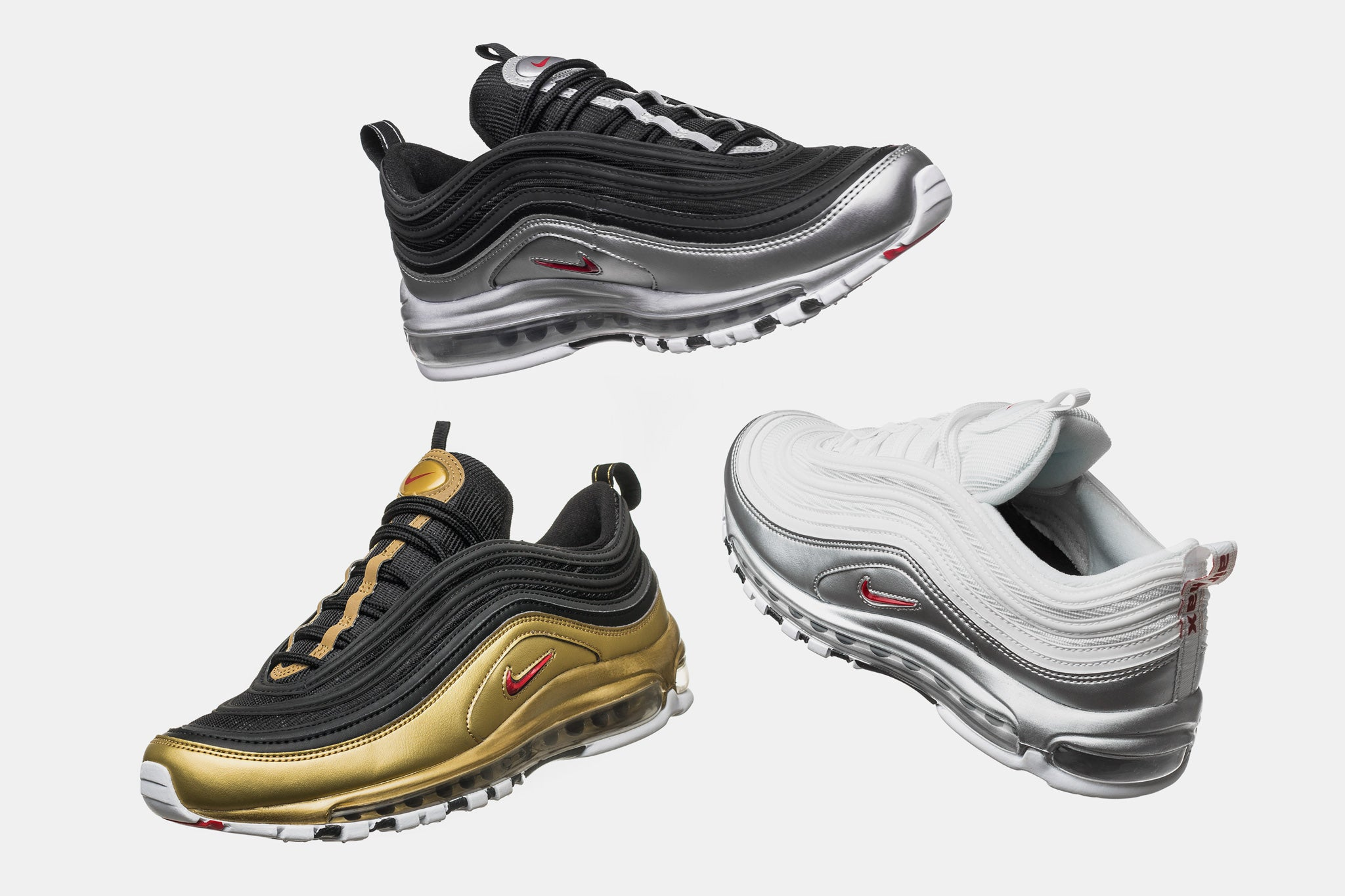 Nike Air Max 97 QS Metallic