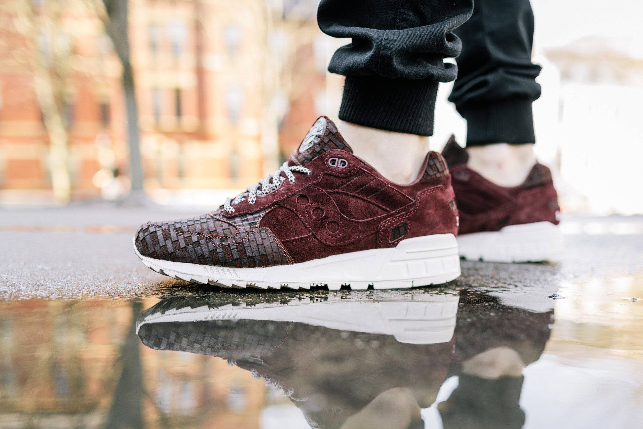 cheap for discount 5f3cf b650c Saucony Orignals Shadow 5000 Bricks 03.17.16 – Capsule Online