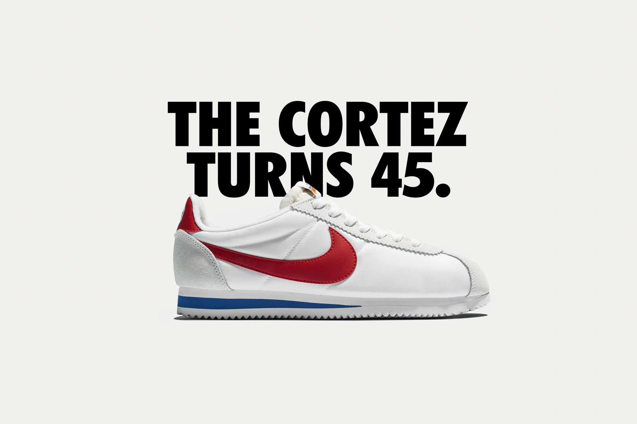 Capsule and Nike are celebrating the 45 great years of the pivotal Cortez  runner debuting in 1972. Co-founder Bill Bowerman strived to develop better  ...