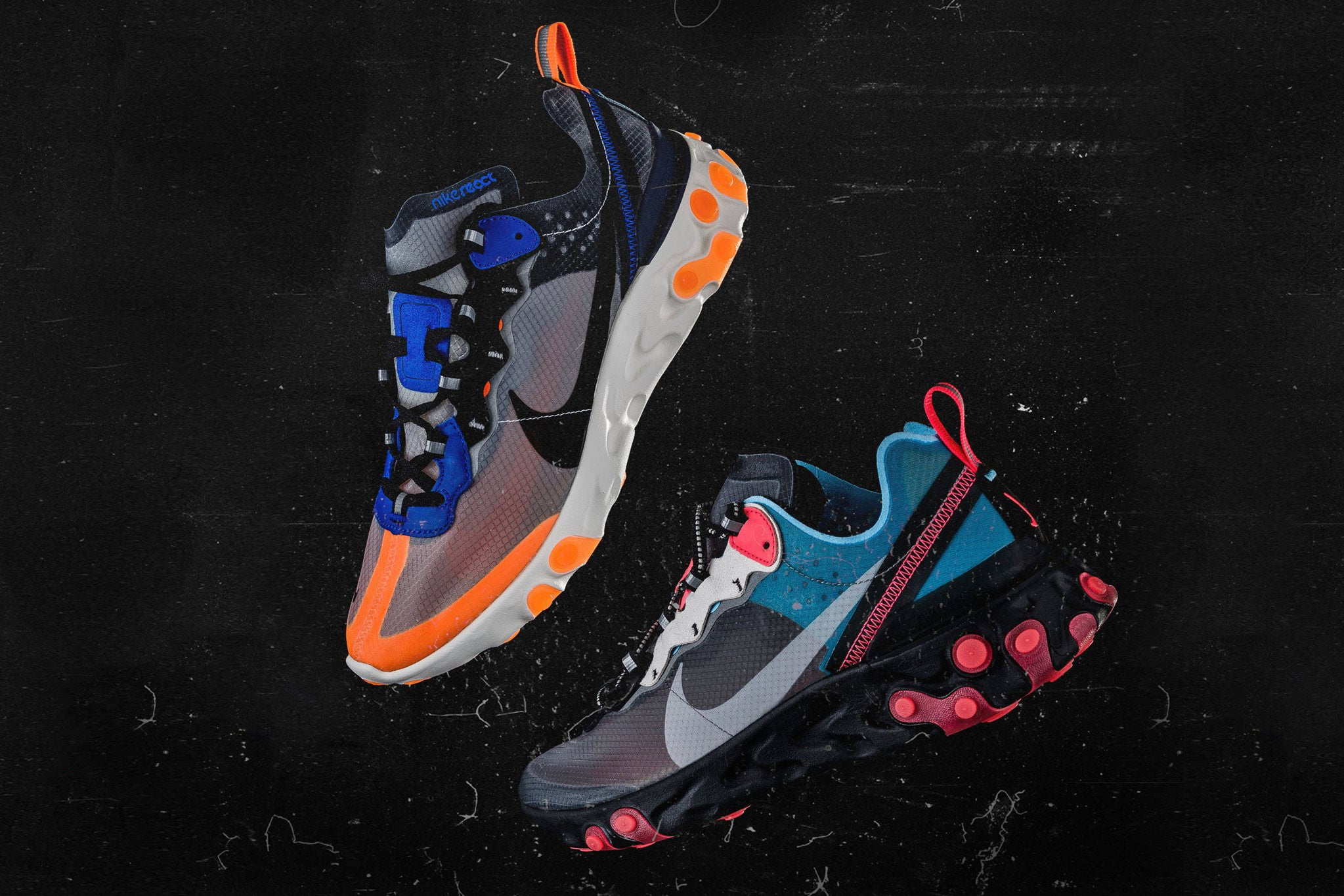 Nike React Element 87 Collection 11.17.18
