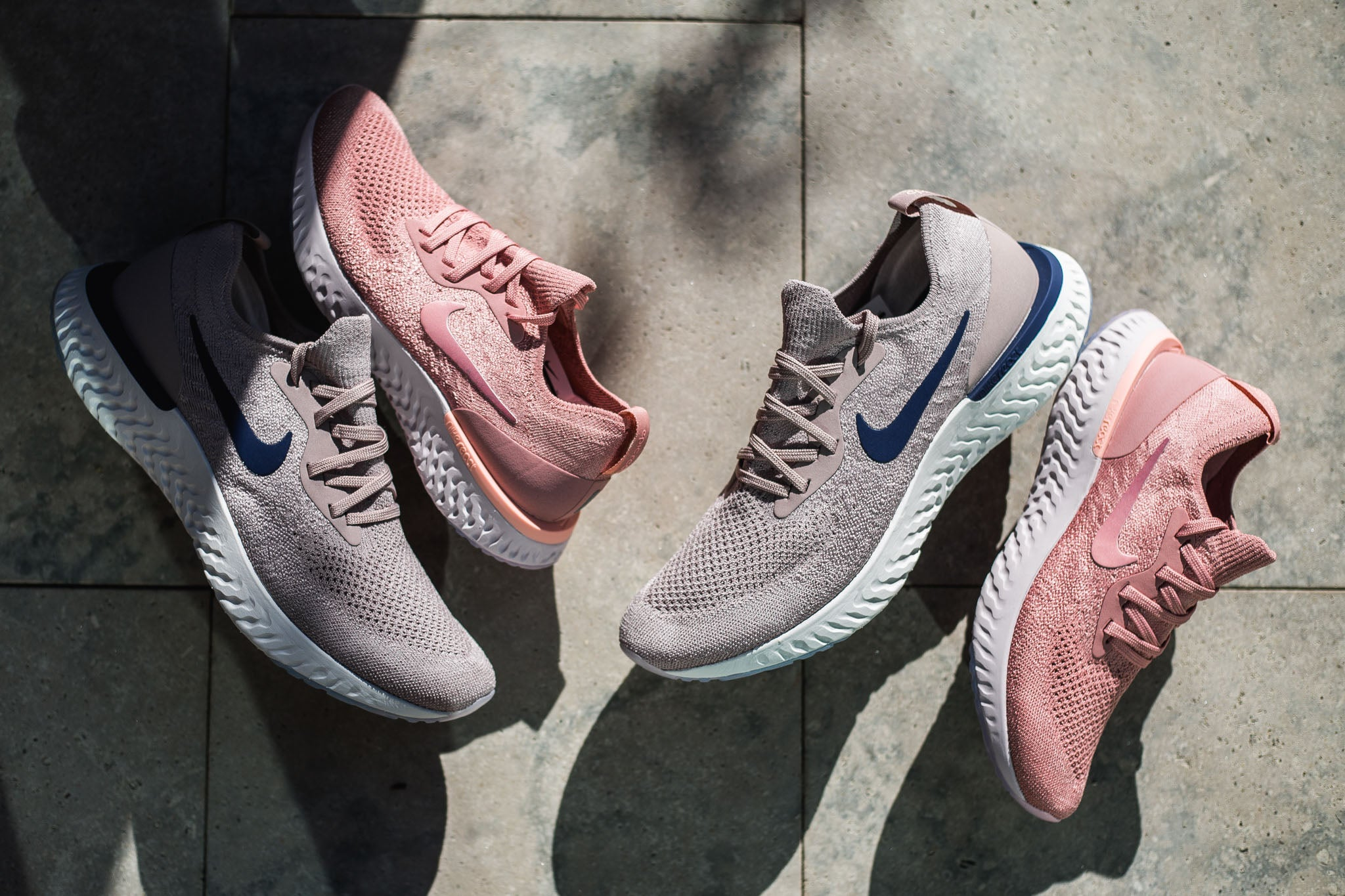 Nike Epic React Collection 07.05.18