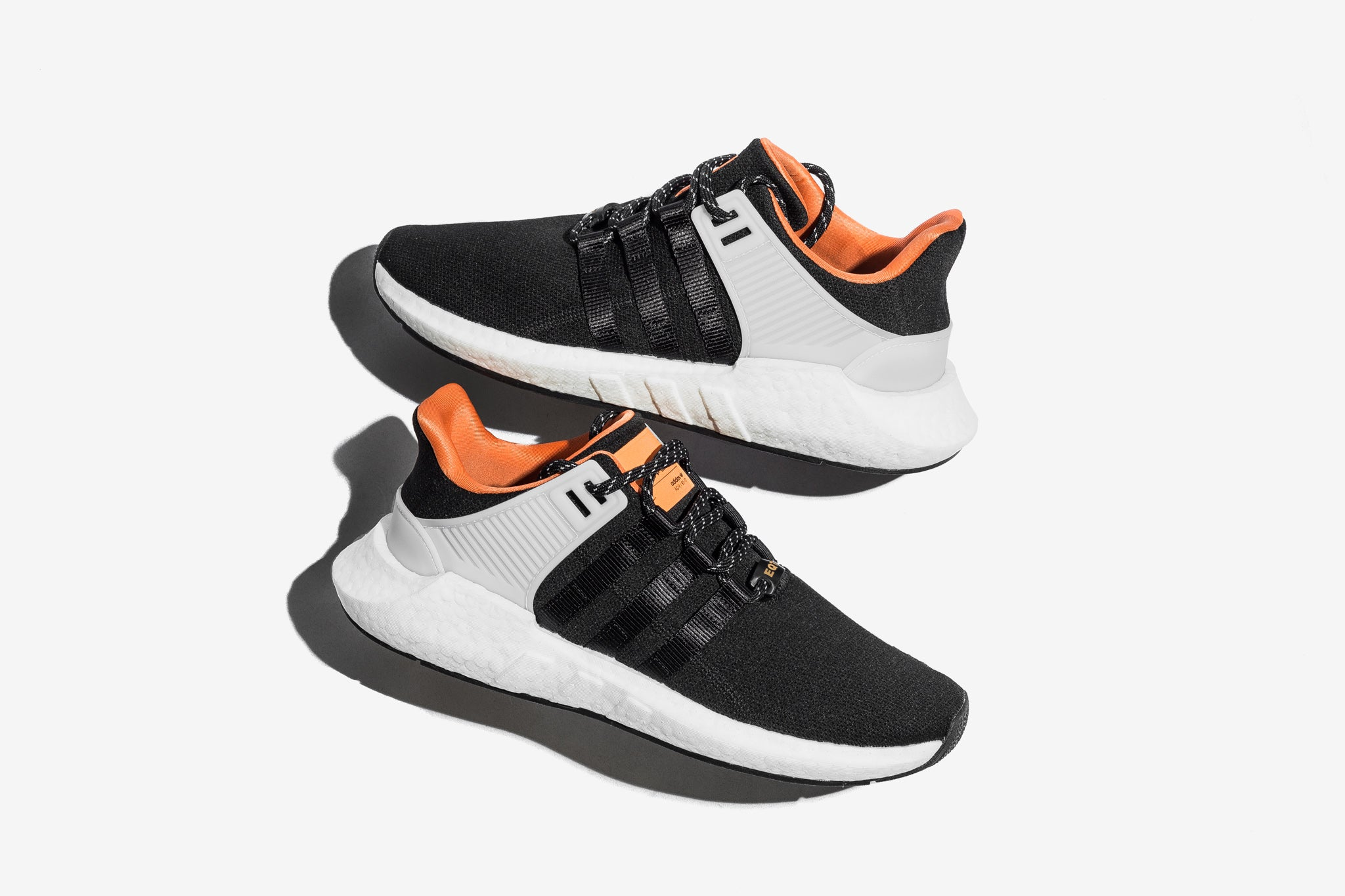 """95d881b2aac1 The adidas EQT Support 93 17 """"Welding Pack"""" Edition offers an orange"""