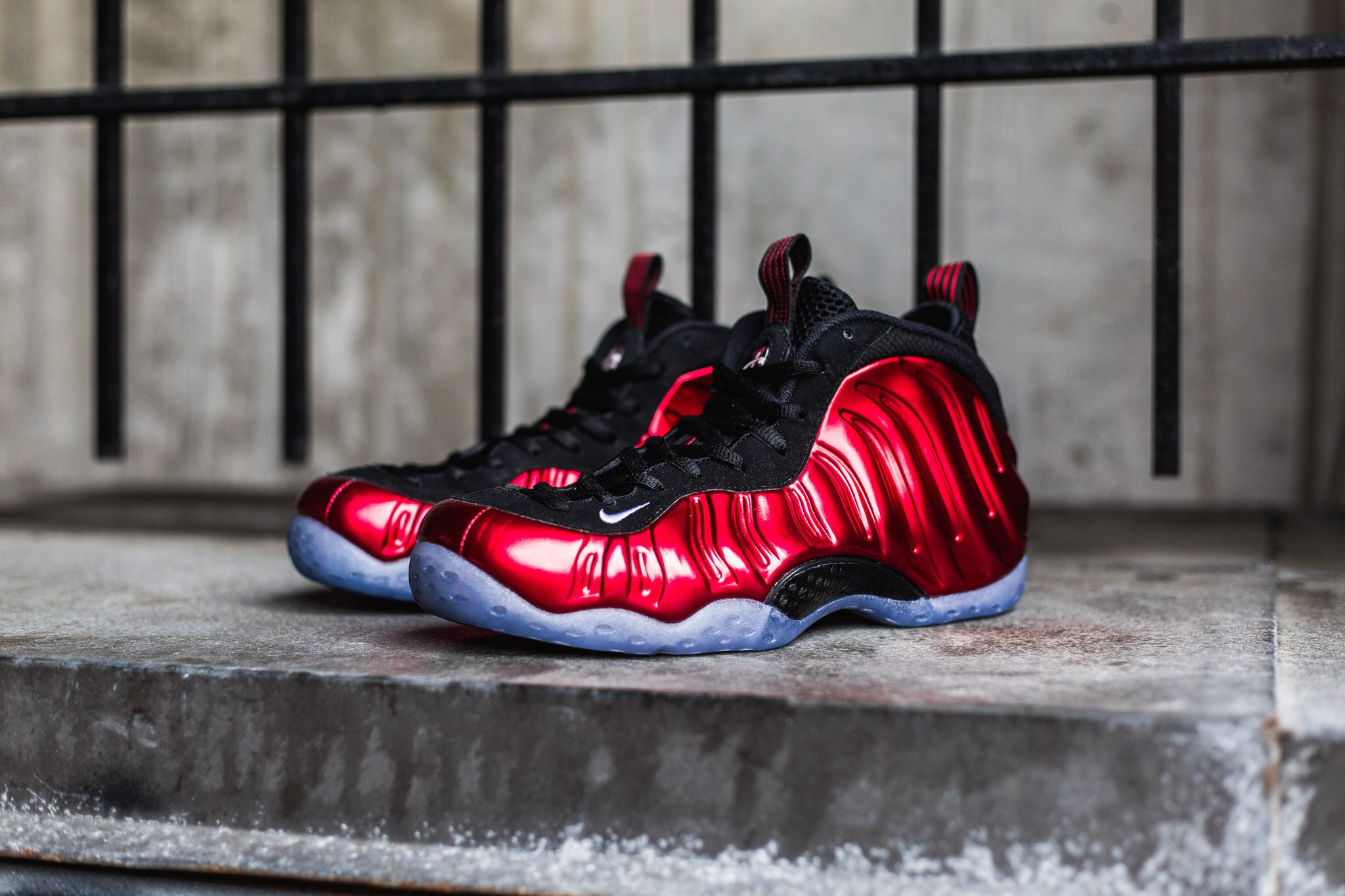 on sale 26ee9 bc9fd ... netherlands nike air foamposite one metallic red 05.26.17 1793a f9008