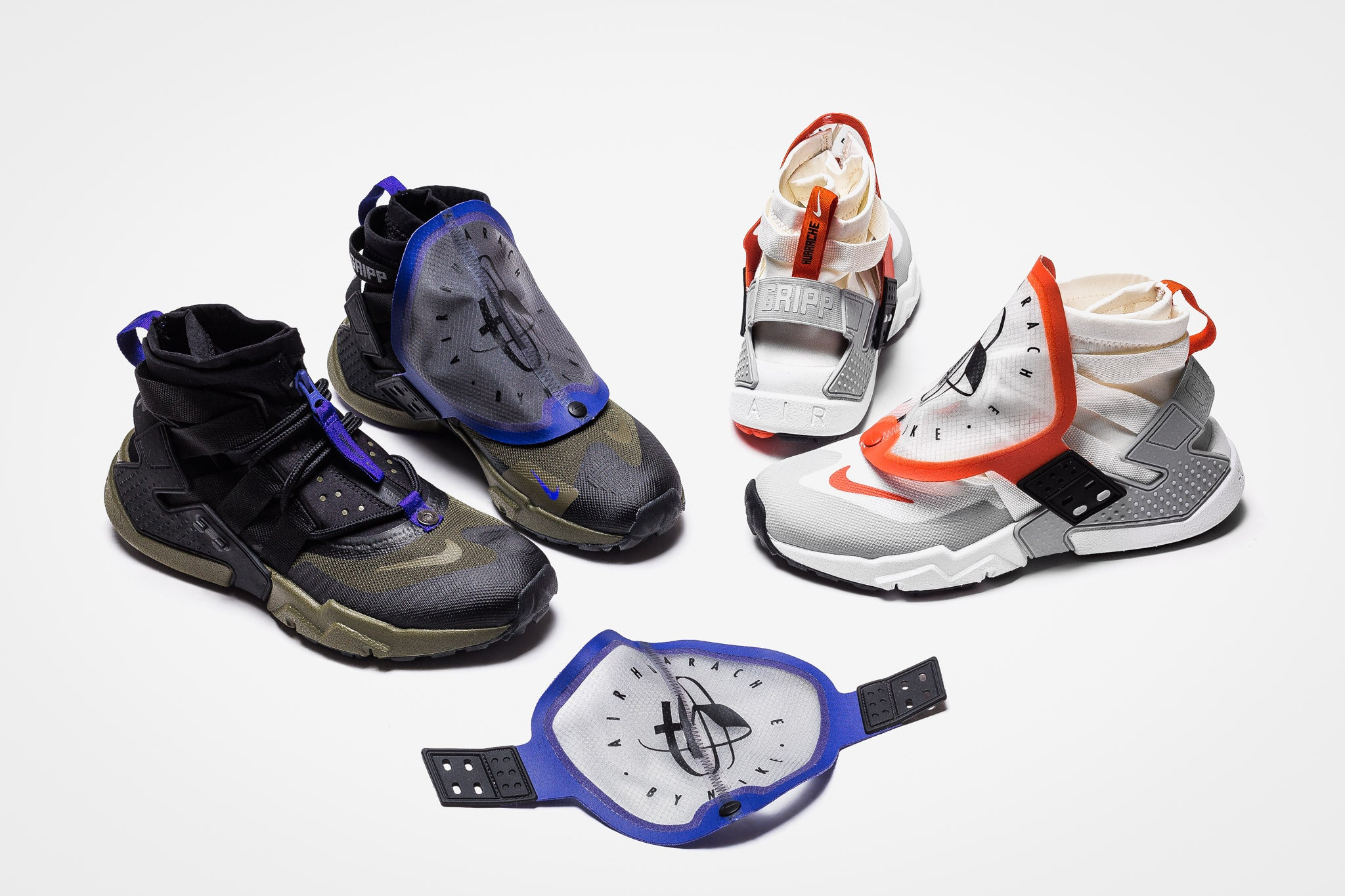 new concept 4ff7e cda4c Nike Air Huarache GRIPP QS Collection 10.11.2018 ...