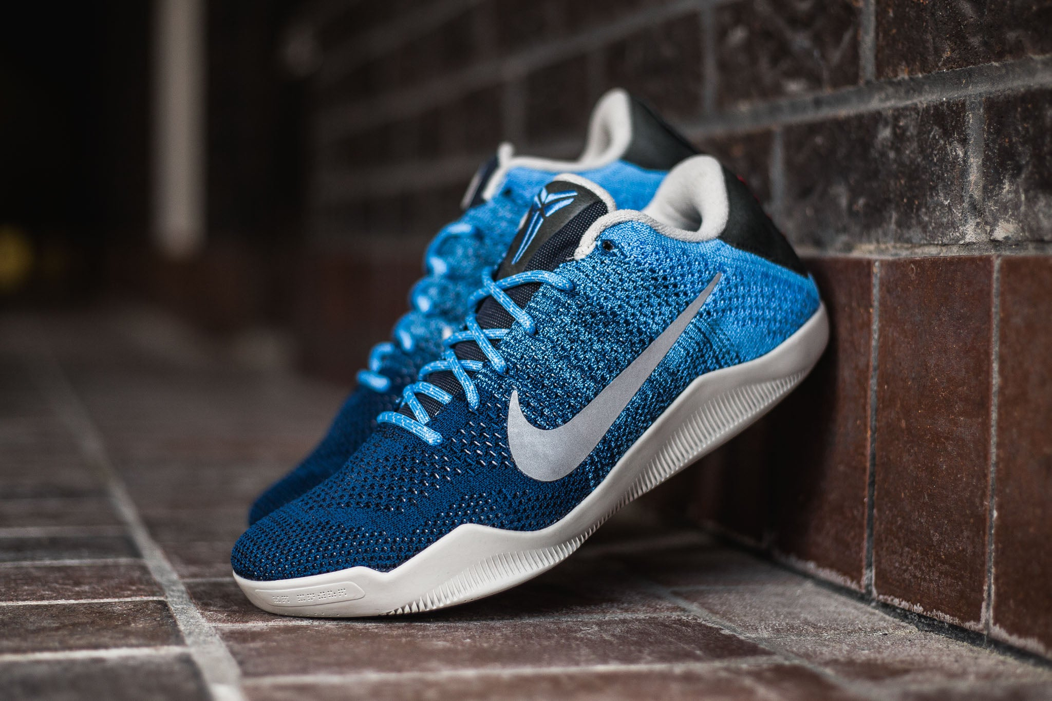 cbdffddeb323 ... releases next month france the latest kobe 11 features a flyknit upper  with a heel to toe fade of ...