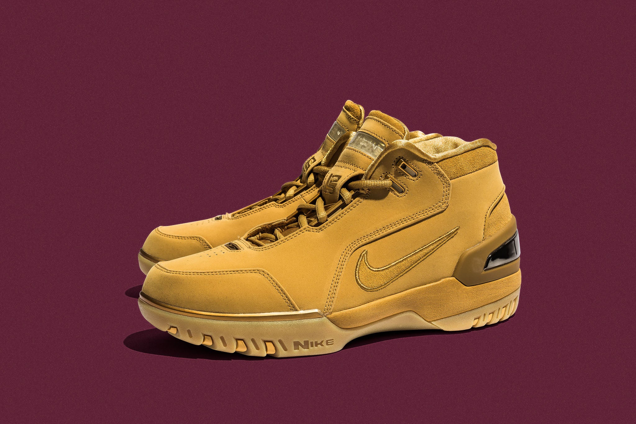 "Nike Air Zoom Generation ASG QS ""Wheat"" 02.17.18"