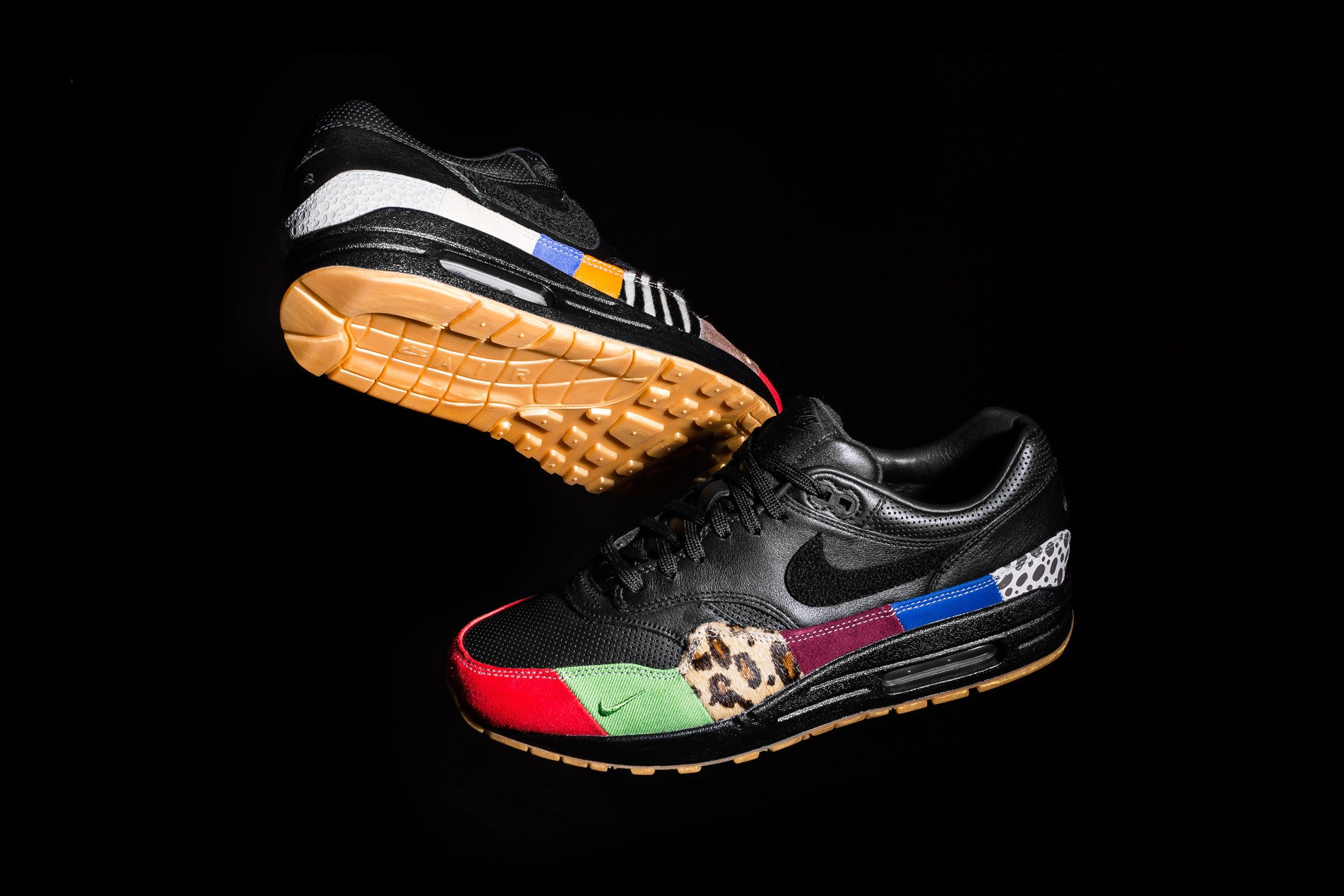 e78950f358 As the Air Max 1 celebrates its 30th anniversary, some of the most  legendary Air Max 1 designs ever released come together to create the Air  Max 1 Master.