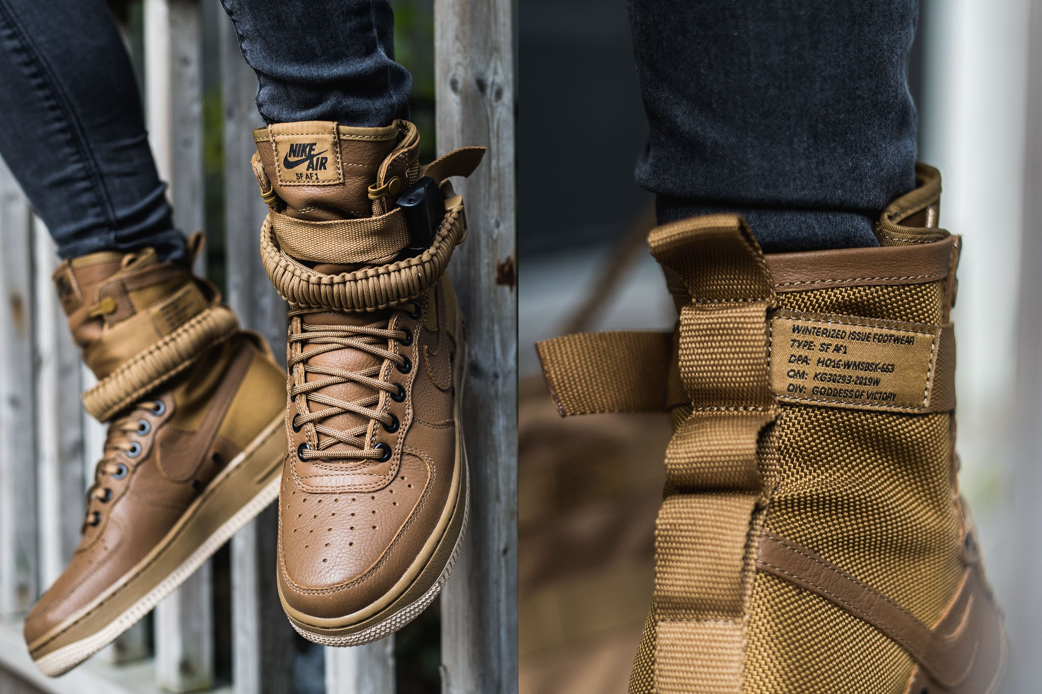 Behind the Innovation. Since its debut in 1982, the Nike Air Force 1 has  continued its long legacy of sports footwear ...