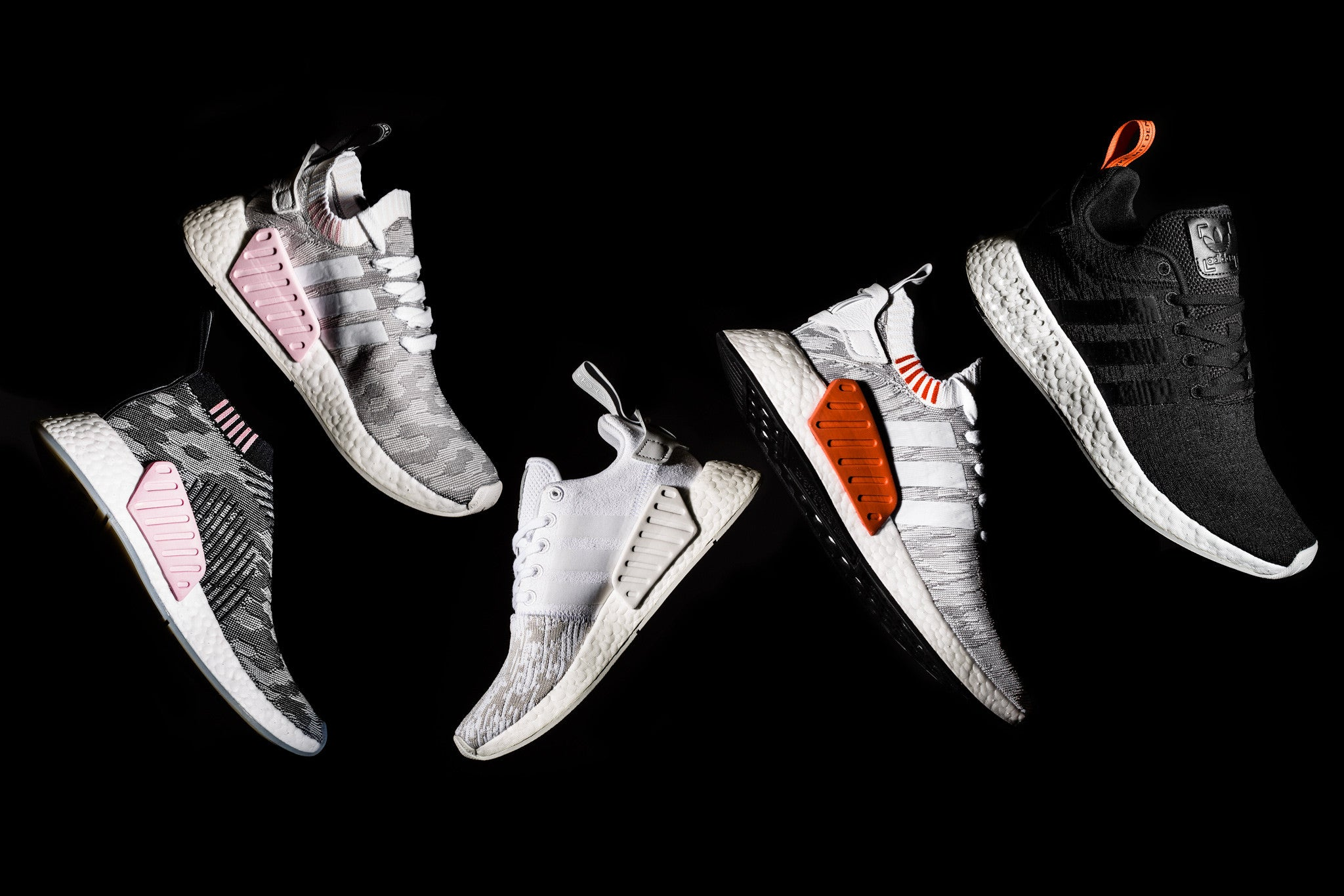 adidas NMD Summer Collection 07.13.17 - Capsule Online