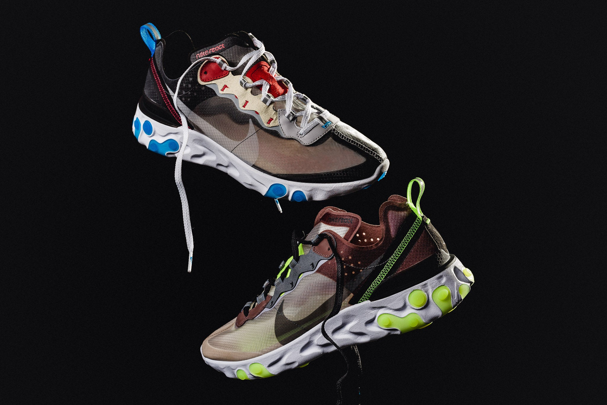 Nike React Element 87 Collection 08 24 18 Capsule Online