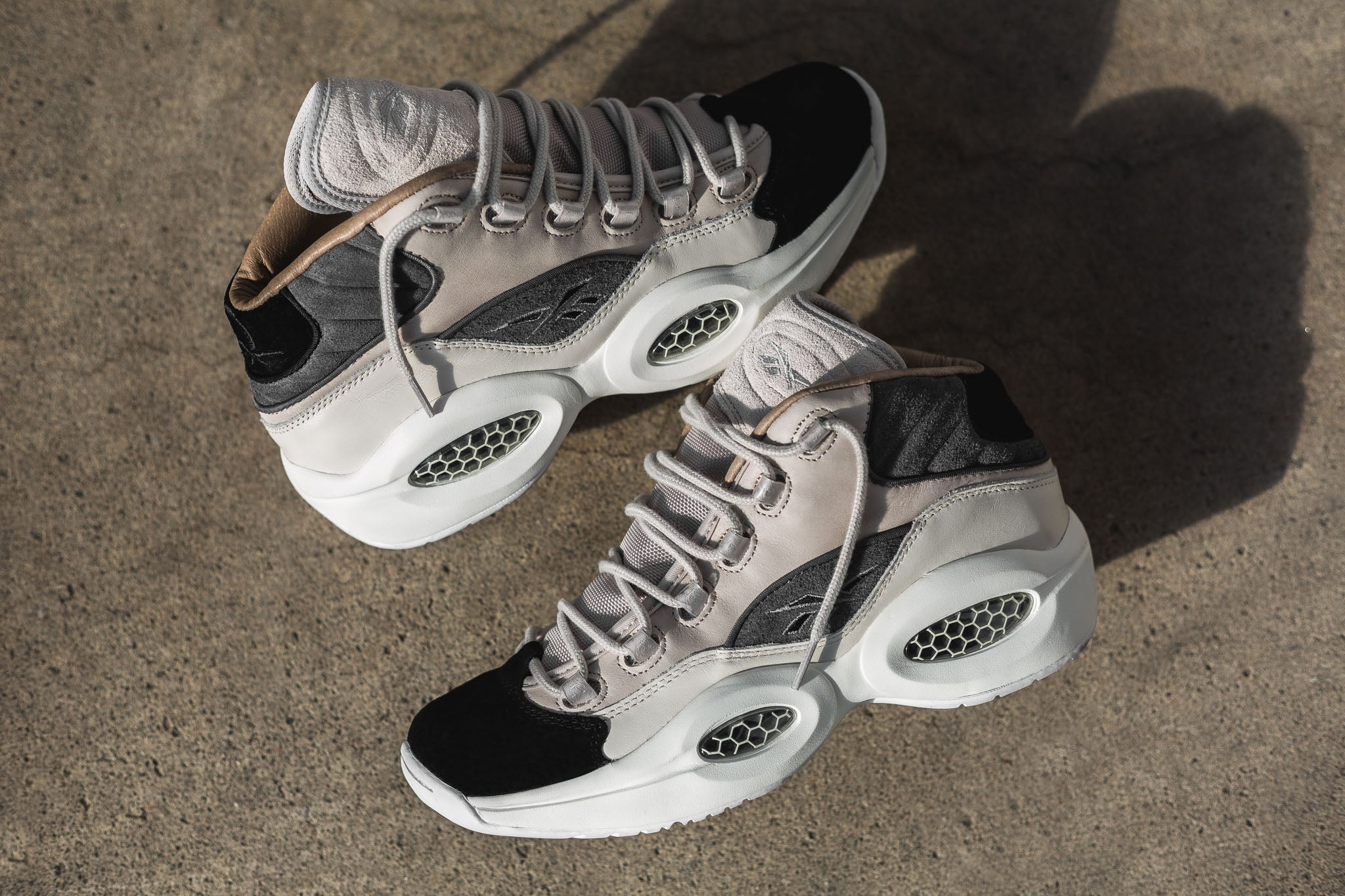 7a4f371214f Capsule x Reebok Question